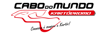 Logo Cabo do mundo Karting